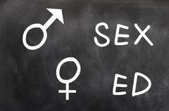 Sex education Stock Photos