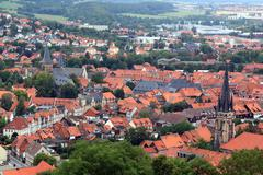 Wernigerode Stock Photos