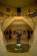 fitness art ponce puerto rico interior staircase - stock photo