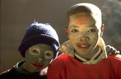 Children kids potretti pojat näytelmä Pals Kuvituskuvat