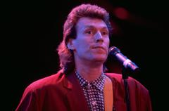 Music people steve winwood singer song rock roll Stock Photos