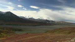 Denali National Park - stock footage