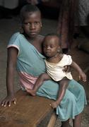 Ghana sisters bolgatanga people person girls Stock Photos