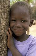 Tanzania child kid of musoma smile happy cute Stock Photos