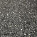 Stock Photo of black gravel