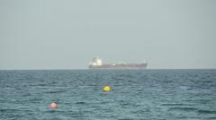 Rahtilaiva merellä Arkistovideo