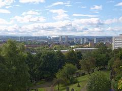 Glasgow picture Stock Photos