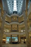 Stock Photo of taiwan interior of the 101 building taipei in