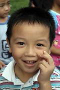 Taiwan catholic primary school taichung photo Stock Photos