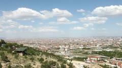 Konya city Stock Footage
