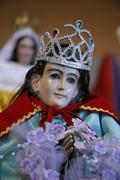 guatemala religious statues san marcos photo - stock photo