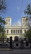 Stock Photo of russia lutheran church of saint st. st peter