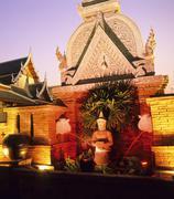 Chiang mai thailand portland oregon usa actual Stock Photos