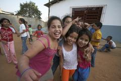 brazil social education after school nucleus for - stock photo