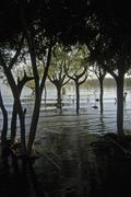 Guatemala lake atitlan as seen from san pedro la Stock Photos