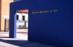Art tucson museum pima az aptitude artistry Stock Photos