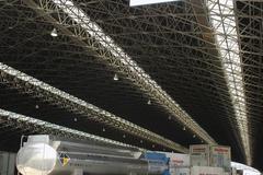 Japan honshu kansai osaka kita ward umeda cargo Stock Photos