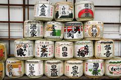 Japan honshu kansai osaka kita ward temmangu for Stock Photos