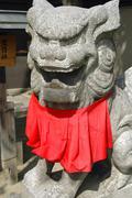 Japan honshu kansai osaka kita ward temmangu Stock Photos