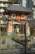 House home japan honshu kansai osaka kita ward Stock Photos