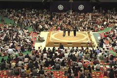 Japan honshu kansai osaka chuo ward osakajo hall Stock Photos