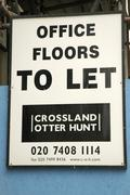 Stock Photo of england london mayfair offices floors let mayday