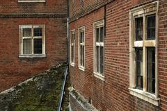 England cambridge university johns college third Stock Photos