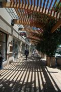 Shopping arizona scottsdale kierland commons Stock Photos