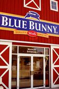 Iowa plymouth lemars blue bunny ice cream advice Stock Photos
