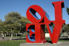 love art arizona maricopa scottsdale civic mall - stock photo