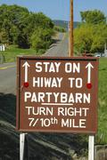 party washington kittitas county valley central - stock photo