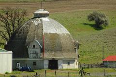 Washington Whitman John pyöreä lato maatalouden st. Kuvituskuvat