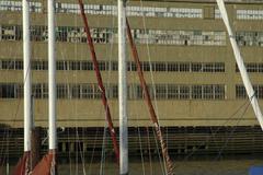 washington seattle duwamish waterway industrial - stock photo