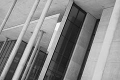 Stock Photo of abstract architectural columns