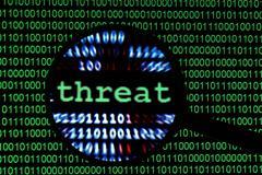 Web threat Stock Photos