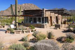 Toimisto Arizona Scottsdale Pinnacle piikin pinta-ala Kuvituskuvat