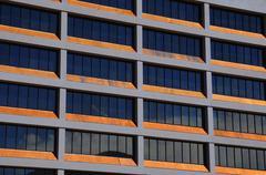 Frame office pattern beauty arizona mesa copper Stock Photos