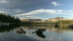 Wrights Lake Stock Footage