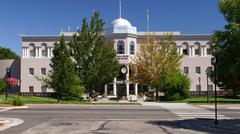 Stock Photo of nevada state capitol 101 north carson city nv