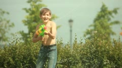 Cooling down Stock Footage