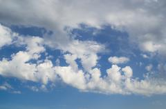 Stock Photo of beautiful cloudscape