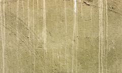 weathered wall - stock photo