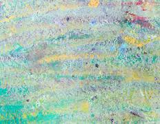 Abstract painted wall surface Stock Photos