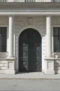 Stock Photo of decorative doorway