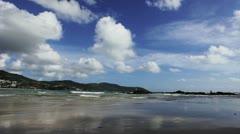 Sea Thailand, Phuket - stock footage