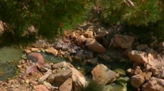 Lassen 38 Sulphur Works - stock footage