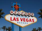 Stock Photo of welcome to las vegas