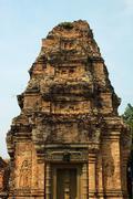 angkor,cambodia - stock photo