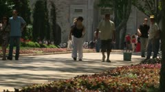 Street of Istanbul Stock Footage