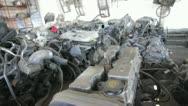 Engine Stock Footage